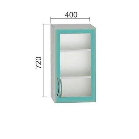 Шкаф Е-2825 витрина