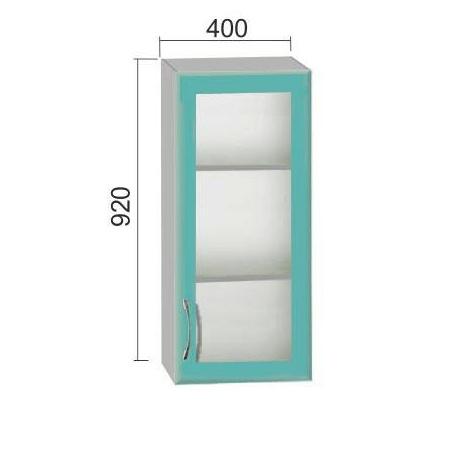 Шкаф Е-2806 витрина