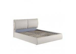 Кровать Камилла белая с основанием