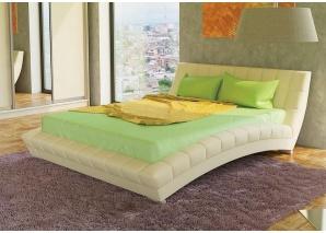 Кровать Оливия белая
