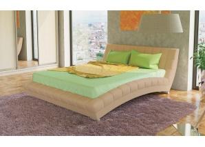 Кровать Оливия бежевая