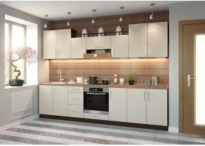 Кухня Арина-4 бежевая
