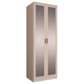Шкаф двухдверный Орион с зеркалами