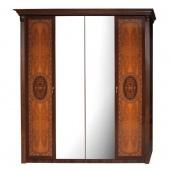 Шкаф 4-х дверный Карина-2