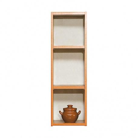 Шкаф высокий М6 Оля ольха столплит