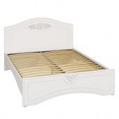 Кровать 1600 Ассоль белая