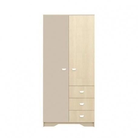 Шкаф двухдверный Алисия
