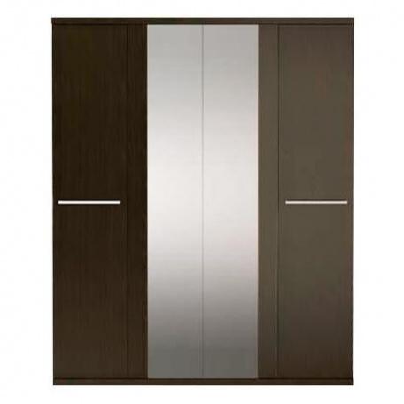 Шкаф 4-х дверный Стори