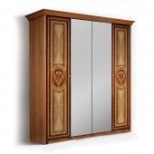 Шкаф 4-х створчатый Карина-1