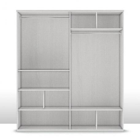 Шкаф 4-х дверный (корпус) Капри без ящиков