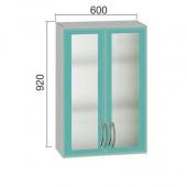 Шкаф Е-2809 витрина
