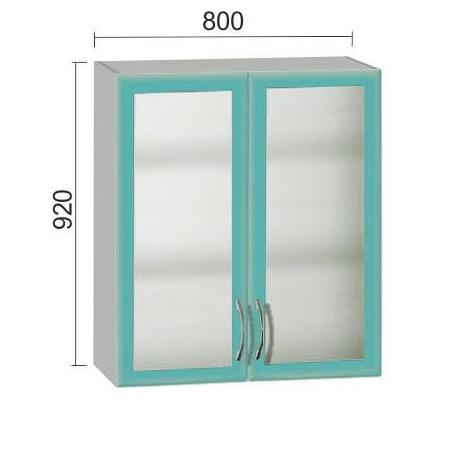 Шкаф Е-2813 витрина