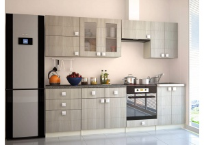 Кухня Квадро композиция-1