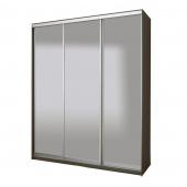 Шкаф-купе Модена с тремя зеркальными дверями