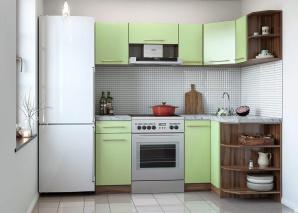 Угловая кухня Арина-7