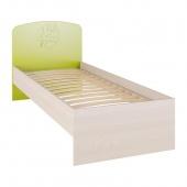 Кровать 204см Маугли лайм