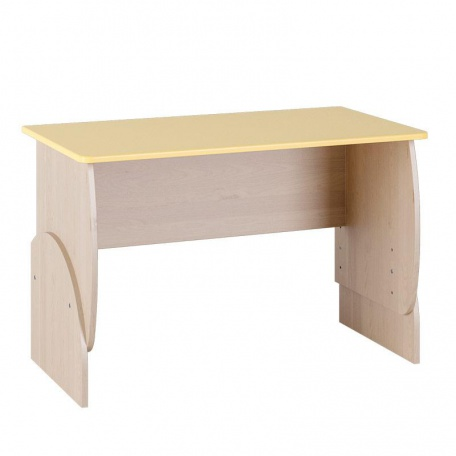 Стол письменный Маугли жёлтый