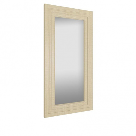Зеркало Монблан венге светлый