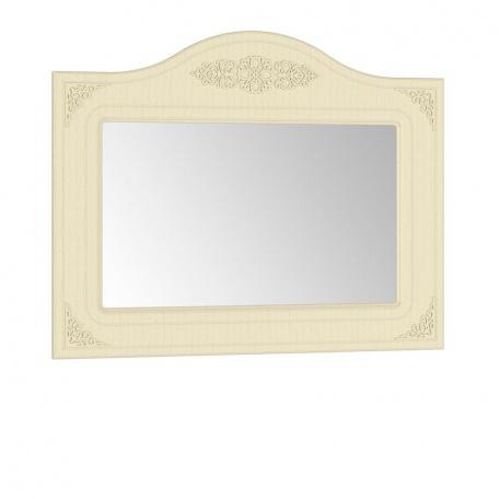 Зеркало с аркой Ассоль ваниль