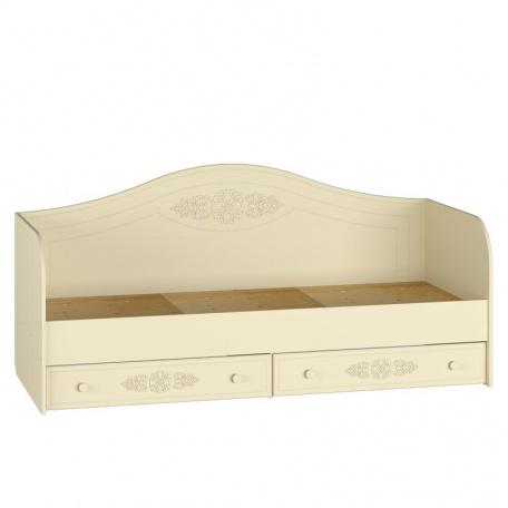 Кровать-диван 800 Ассоль ваниль