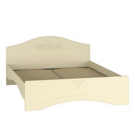 Кровать 1600 Ассоль ваниль