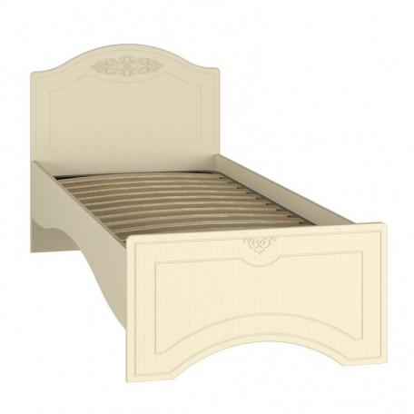 Кровать односпальная Ассоль ваниль