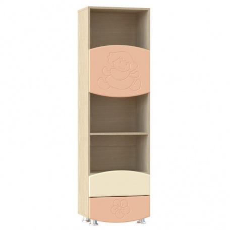 Шкаф с ящиками Капитошка абрикос