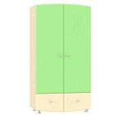 Шкаф для одежды Капитошка эвкалипт