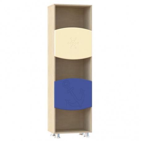 Шкаф комбинированный Капитошка синий