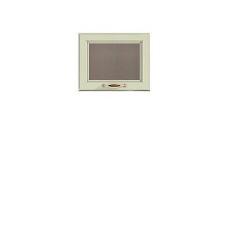 Полка-витрина 450/360 Барбара люкс салатовая