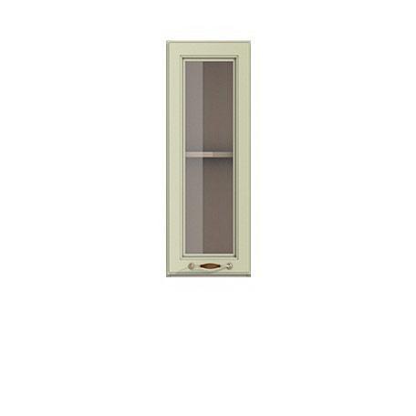 Полка-витрина 300/720 Барбара люкс салатовая