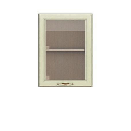 Полка-витрина 600/720 Барбара люкс салатовая