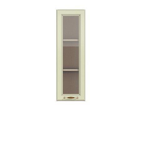 Полка-витрина 300/920 Барбара люкс салатовая