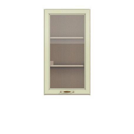 Полка-витрина 500/920 Барбара люкс салатовая