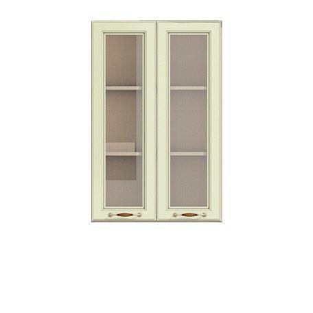 Полка-витрина 600/920 Барбара люкс салатовая