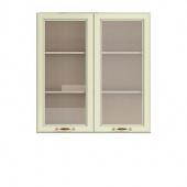 Полка-витрина 900/920 Барбара люкс салатовая