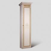 Шкаф однодверный правый Карина-3 бежевая