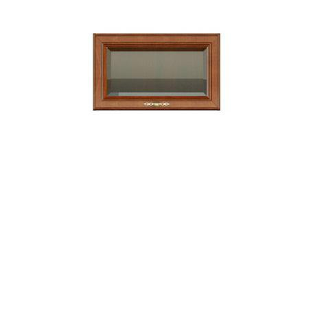 Полка-витрина 600 Катрин классик