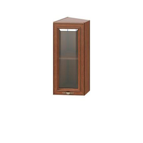 Полка-витрина торцевая 300 Катрин классик