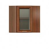 Полка-витрина угловая 600 Катрин классик