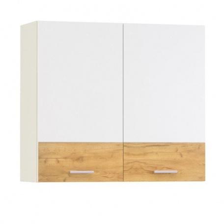 Шкаф навесной Адель 800 (2 двери)