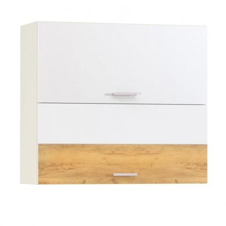 Шкаф горизонтальный 800 Адель (2 двери)