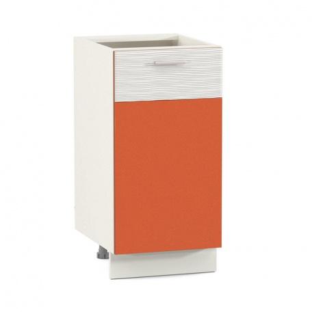 Стол 400 Жанна оранжевая