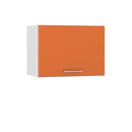 Шкаф горизонтальный 500 Сандра манго (1 дверь)