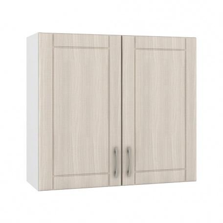 Шкаф 800 навесной 2 двери Катрин