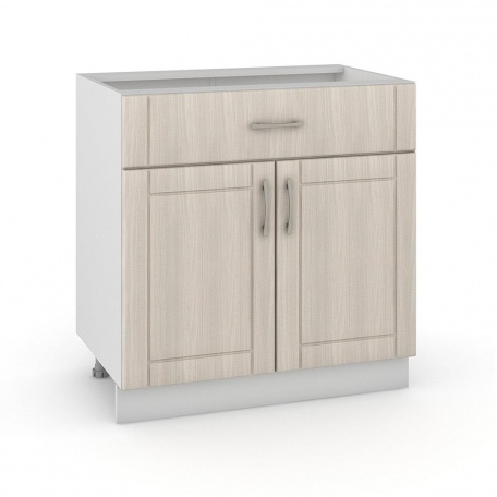 Стол 800 Катрин 1 ящик + 2 двери