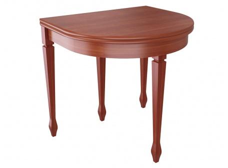 Стол Фламинго-07.01 вишня в сложенном виде