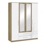 Шкаф Бланка 4-дверный