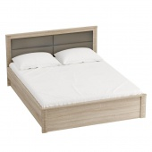 Кровать 1400 Элана дуб сонома