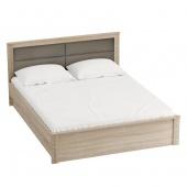 Кровать 1800 Элана дуб сонома